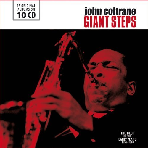 Giant Steps: The Best of the Early Years 1956-1960 by John Coltrane, Cannonball Adderley, Red Garland, Mal Waldron, Elmo Hope, Johnny (The Best Of Elmo Cd)