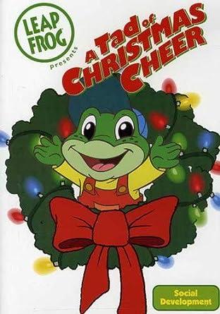 Leapfrog A Tad Of Christmas Cheer.Amazon Com Leapfrog Presents A Tad Of Christmas Cheer Roy