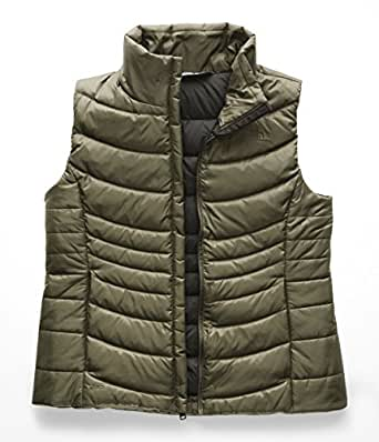 The North Face Women's Aconcagua Vest Ii, New Taupe Green, X-Small