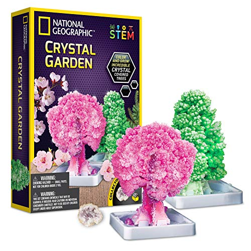 NATIONAL GEOGRAPHIC Crystal Growing Garden