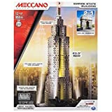 erector empire state building - Meccano Empire State Building