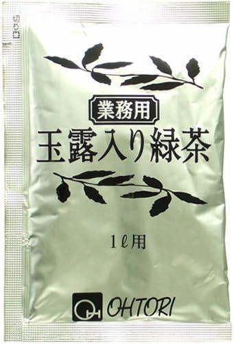 凰商事 GSD-100G 業務用 玉露入り緑茶 1L用 10g×100袋