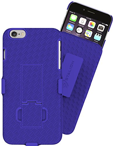 iPhone Holster Kickstand Shockproof Protection