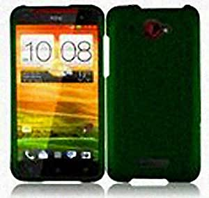 Green Hard Cover Case for HTC Droid DNA 6435