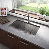 Atlantis Pro Series Stainless Steel Large Single Kitchen Sink