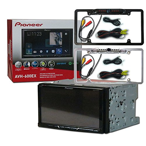 "Pioneer Double DIN 2DIN AVH-600EX 7"" Touchscreen Car Stereo"