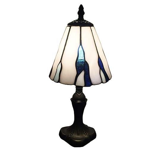 VANYA Lámpara Tiffany, Estilo Barroco, vitral, Mesa, lámparas de ...