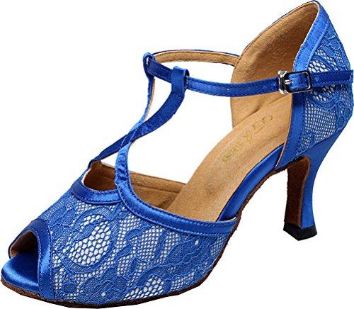 CFP - Personaje de la danza mujer Azul