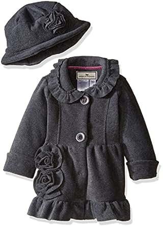 Amazon Com Widgeon Little Girls Toddler Button Front