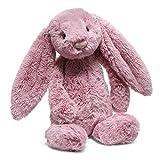 Jellycat Bashful Bunny Pink Tulip - Medium by Jellycat