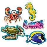 Beistle 54709 Mini Under The Sea