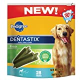 Pedigree Dentastix Fresh Oral Care Treats for Dogs, Large, 1.52-Pound, My Pet Supplies