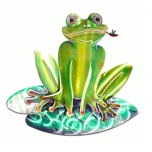Next Innovations WA3DSFROG CB Frog Refraxions 3D Wall Art