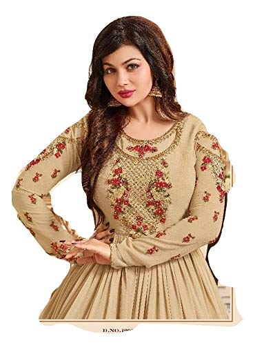 dc0e806013 Designer Wedding Salwar Kameez Fashion Bollywood Indian/Pakistani Fashion  Dresses for Women Suit (Cream, XXL(Chest-46)(waist-42)(hips-48)):  Amazon.ca: ...