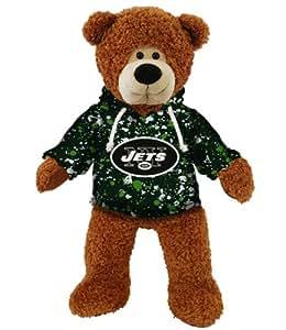 NFL New York Jets 14-Inch Plush Splatter Bear