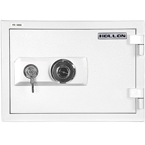 Hollon HS-360D 2 Hour Fireproof Home Safe ()