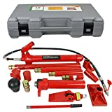 F2C 10 Ton Capacity Porta Power Hydraulic Bottle Air Jack...