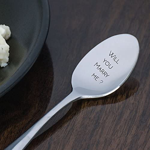 Spoon Gift Will You Marry me