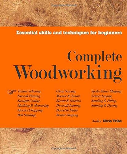 Complete Woodworking ebook