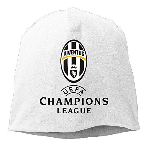 for Champions Knit UEFA Woolen ixun Unisex Cap hittings White xiaol Invierno Juventus Cap Hat League TS7qIqWn