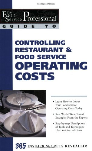 food and beverage operations book - 8