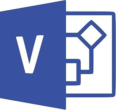 Microsoft VISIO PROFESSIONAL 2019 1PC ESD DIGITAL LICENSE KEY FOR