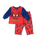 Spider-Man Toddler Red Pajamas