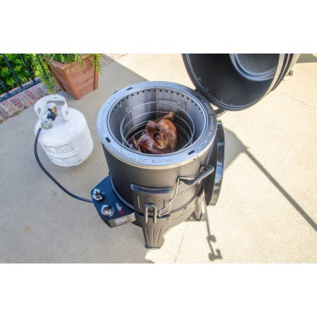 Compra Char-Broil The Big Easy 18,000BTU Infrared Smoker, Roaster & Grill en Usame