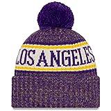 New Era 2019 Sideline Sport Knit Winter Pom Knit