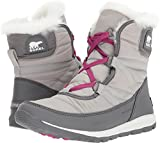 SOREL Women's Whitney Short Lace Boot Quarry 9.5