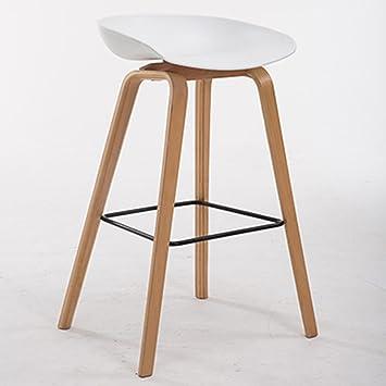 Gzd tabouret haut tabourets de cuisine modernes avec jambes en bois tabouret haut tabourets de bar