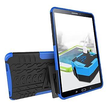 KATUMO® Funda Transparent Gel Galaxy Tab A6 10.1 Pulgadas, Carcasa de Piel Protectora Case Cover para Samsung Galaxy Tab A6 10.1