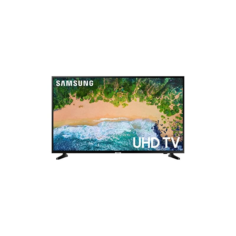 Samsung Electronics 4K Smart LED TV (201