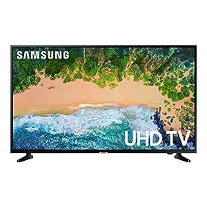 Samsung 43″ 4K Smart LED TV, 2018 Model