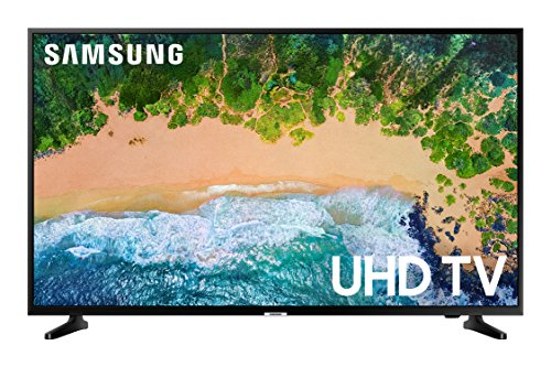 "Samsung Electronics 4K Smart LED TV (2018), 43"" (UN43NU6900FXZA)"