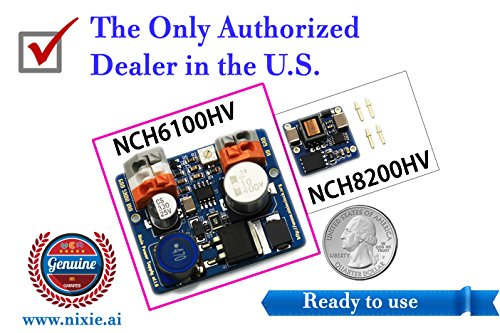 【Genuine】NCH6100HV High Voltage DC Power Supply for Nixie/VFD Tube