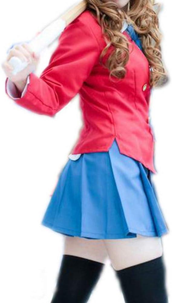 ZY Personajes De Anime Anime Camisa Roja Corbata Falda Azul ...