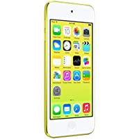 Apple iPod Touch 16GB (5th Generation) NEWEST MODEL - Yellow (Certified Refurbished)