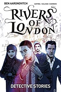 Book Cover: Rivers of London Volume 4: Detective Stories