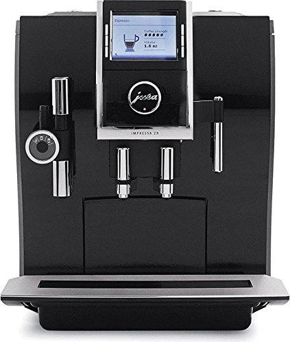 Jura 13752 Automatic Impressa Z9 One Touch TFT Coffee Machine (Certified Refurbished)