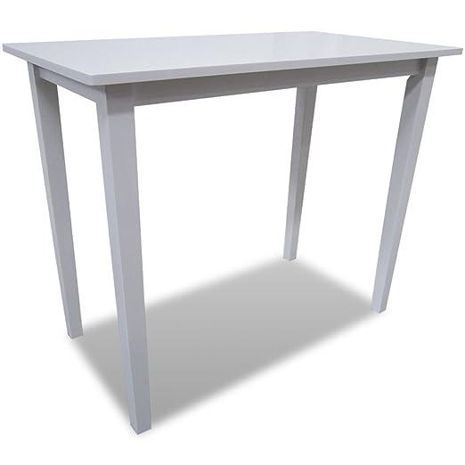 Vidaxl Bartisch Stehtisch Beistelltisch Esstisch Kuchentisch Tisch