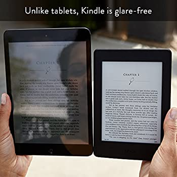 "Kindle Paperwhite E-reader - White, 6"" High-resolution Display (300 Ppi) With Built-in Light, Wi-fi - Includes Special Offers 4"