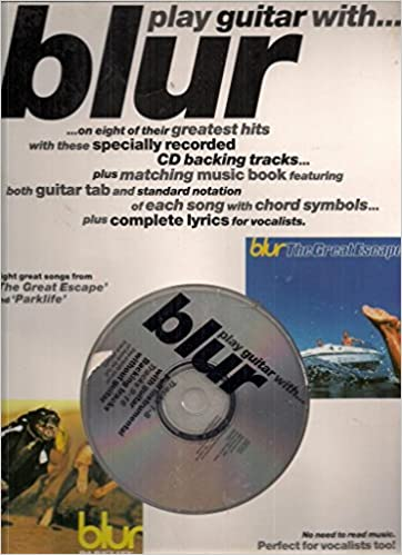 Play Guitar With Blur 9780711955370 Amazon Books