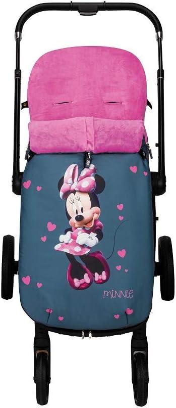 Mickey mouse Saco de silla paseo Polar Universal Impermeable polar