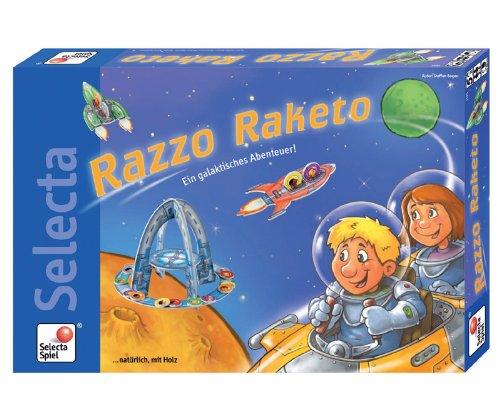 Selecta 3595 Razzo Raketo