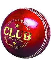 OSG Readers Club Hand Stitched Leather Senior Cricket Ball 155,9Gram