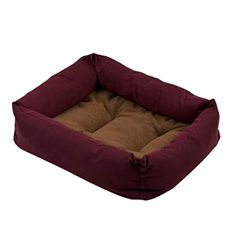 laamei Cama para Mascotas Cama Gato Cálido Nido Almohadilla Caliente Cama Nest de Dormir para Coche