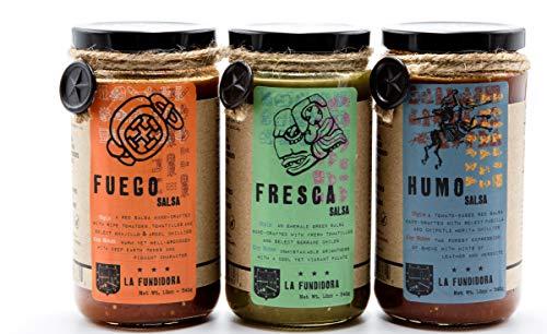 Salsas, Dips & Spreads