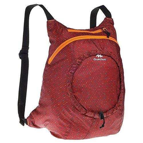 Quechua-Arpenaz-15-ULTRALIGHT-BAGS-BURGUNDY