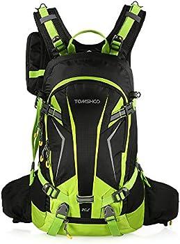 TOMSHOO 20L Cycling Lightweight Waterproof Backpack